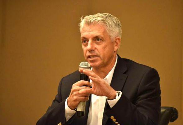 David Richardson ICC