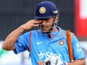 MS Dhoni Indian cricketers