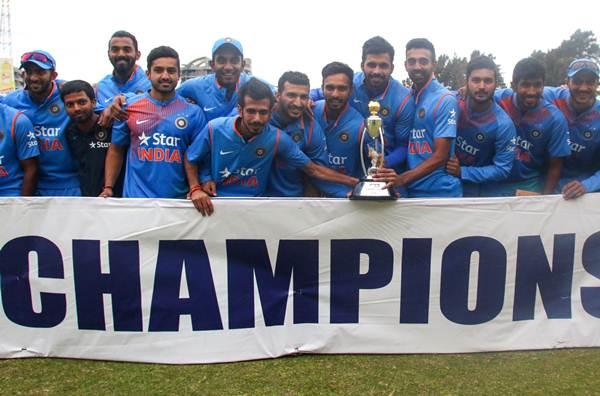 Team India cricket
