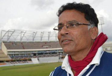 V. B. Chandrasekhar