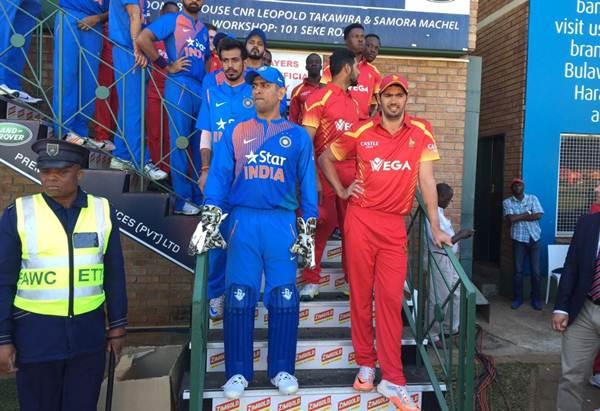 Zimbabwe v India