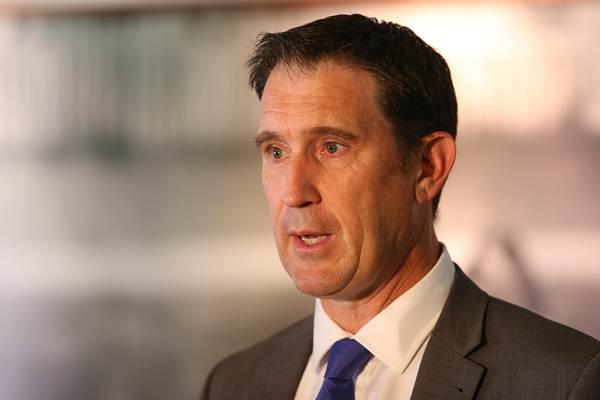 James Sutherland CA Australia