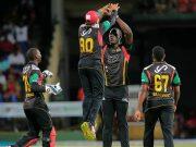 St Kitts & Nevis Patriots CPL