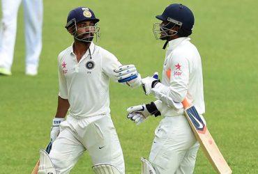 Ajinkya Rahane India