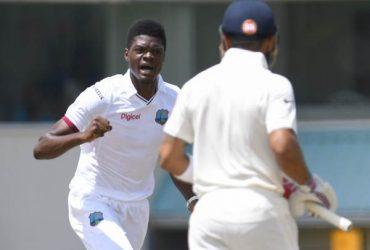 West Indies Virat Kohli