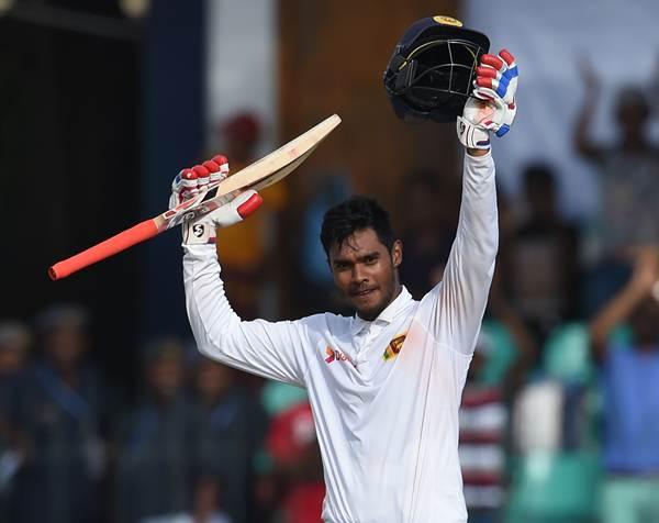 Dhananjaya de Silva Sri Lanka