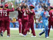 India v WI 1st T20I