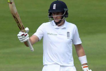 England Joe Root
