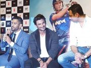 MS Dhoni trailer launch News