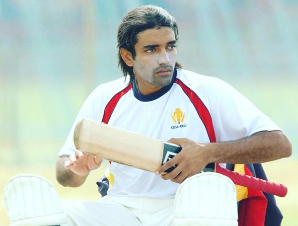 Robin Uthappa in his early days