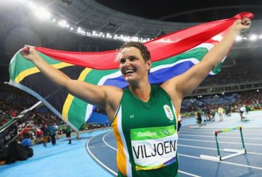 Sunette Viljoen South Africa