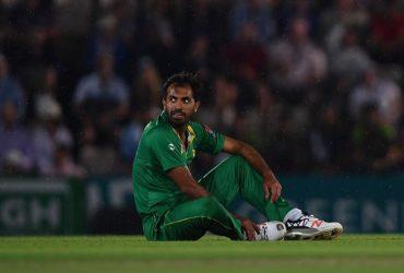 Wahab Riaz of Pakistan