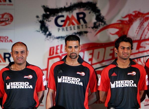 Akshay Kumar cricket