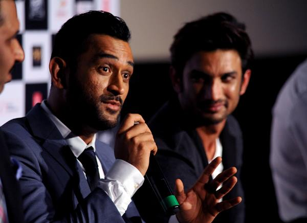 MS Dhoni News