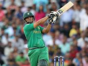 Khalid Latif of Pakistan
