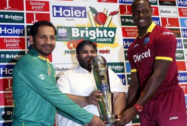 Pakistan's T20I captain Sarfraz Ahmed