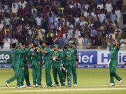 Pakistan v West Indies
