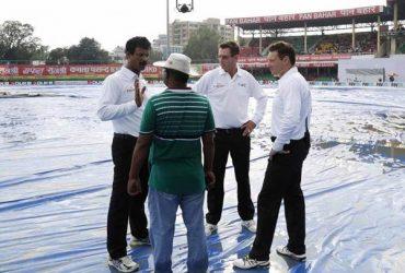 Umpires team India