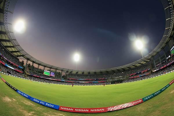 Wankhede Stadium Mumbai Test IPL