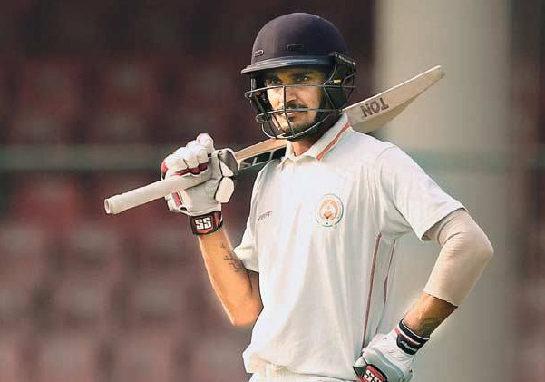 Deepak Hooda Ranji Trophy -