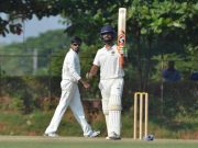 Iqbal Abdullah Ranji Trophy 2016/17 (Photo Source: Twitter)