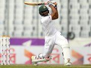 Mahmudullah of Bangladesh