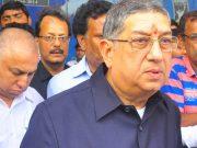 N Srinivasan BCCI