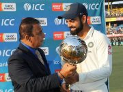 Virat Kohli Test mace India Test cricket