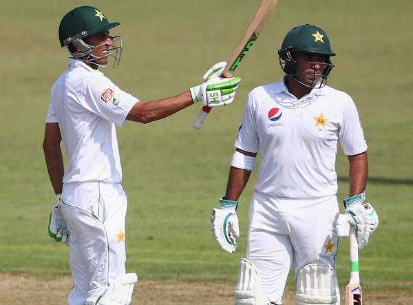 Younis Khan of Pakistan