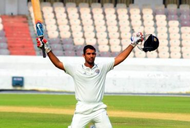 Hanuma Vihari Ranji Trophy