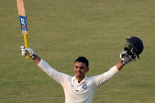 Ishan Kishan Ranji Trophy 2016-17