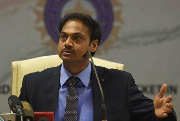 Indian selector MSK Prasad