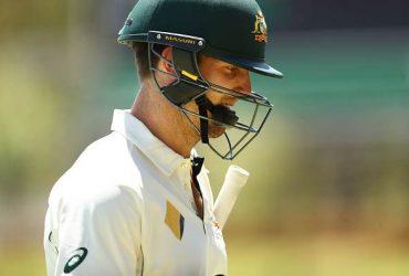 Mitchell Marsh Australian cricketer