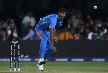 Munaf Patel of India