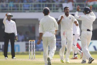 Ravi Ashwin Leading wicket-takers