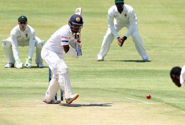 Zimbabwe v Sri Lanka