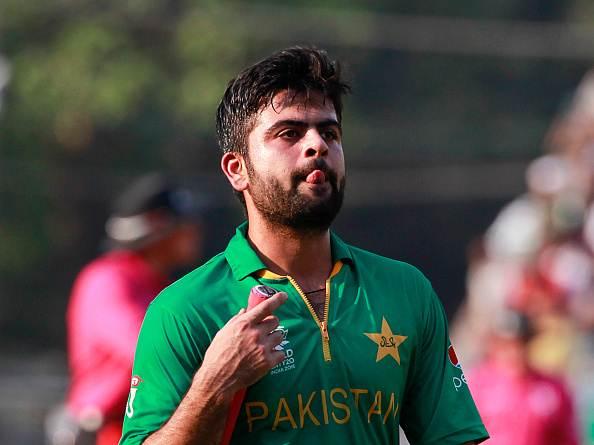 Ahmed Shehzad of Pakistan