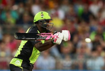 Andre Russell of the Thunder