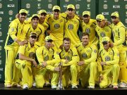 Australia ODI cricket 2016