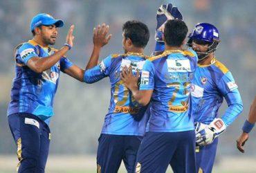 Dhaka Dynamites Bangladesh Premier League