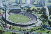 Greater Noida Cricket Stadium