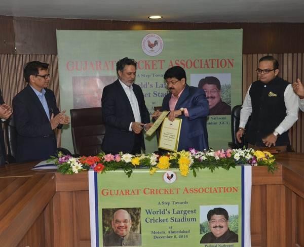 Gujarat Cricket Association