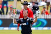 Neil Broom of New Zealand