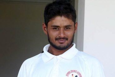 Priyank Panchal Ranji Trophy 2016-17