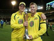 Steve Smith and David Warner Australia