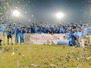 India - U19 Asia Cup 2016 champions
