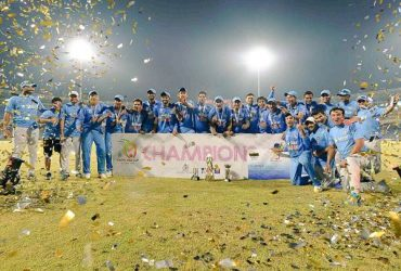 India - U19 Asia Cup 2016 champions