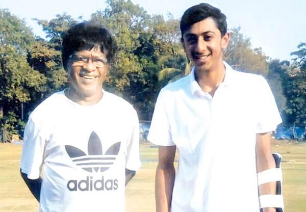 Vidyadhar Paradkar and Haseeb Hameed