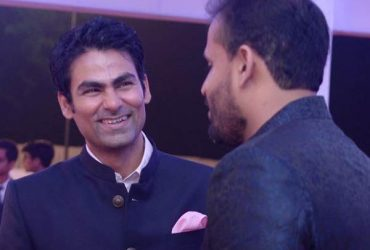 Yusuf Pathan and Mohammad Kaif