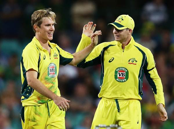 Adam Zampa of Australia